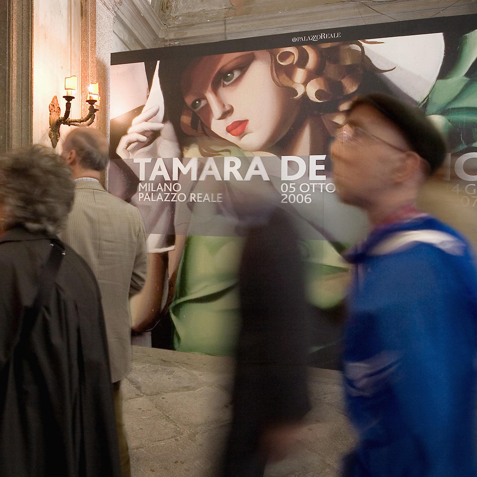 Mostra Tamara De Lempicka