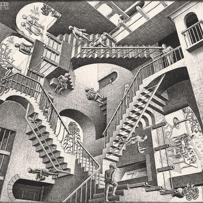 Escher PAN_800