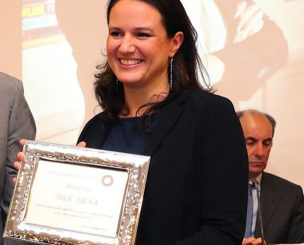 Pesaro,premio circolo della stampa,Iole Siena
