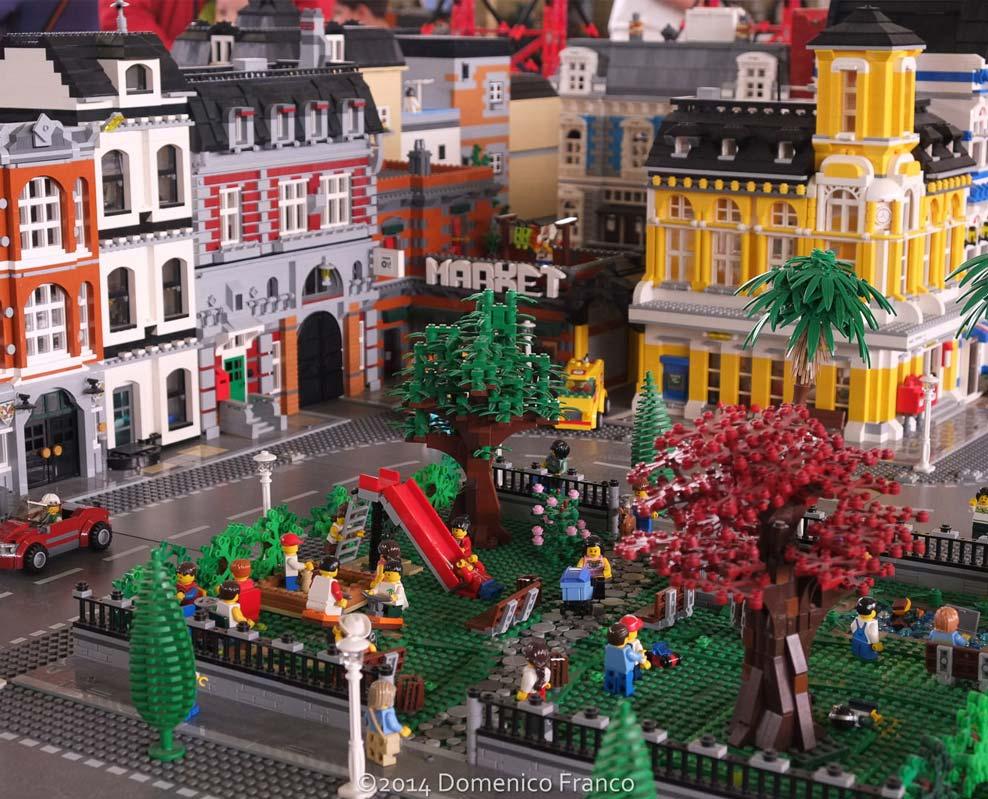 "Immagine mostra ""I Love Lego"""