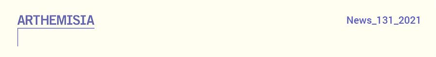 Header - Arthemisia - News - 131 - 2021