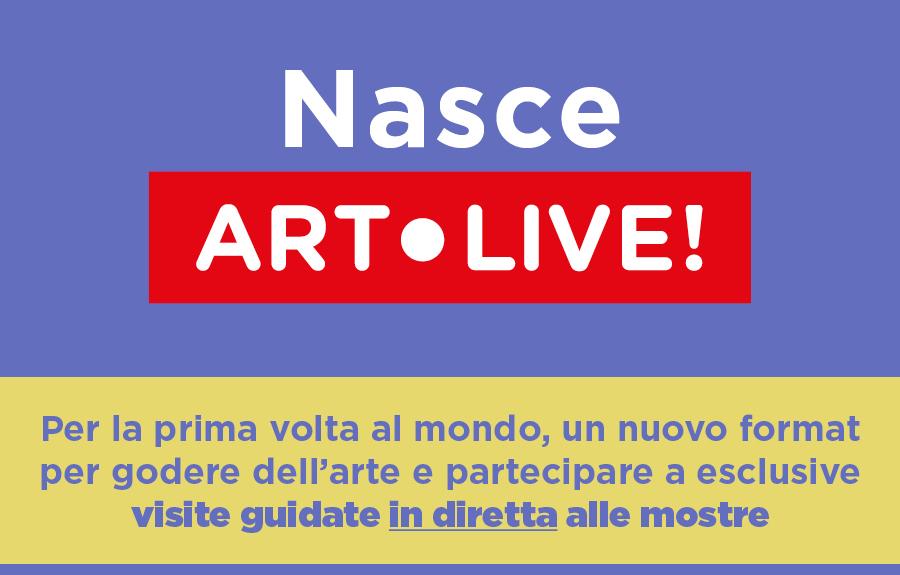 Arthemisia - Nasce Art Live!